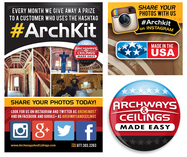 Archways and Ceilings Made Easy